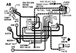 vacuum line schematic el camino central forum chevrolet el 1970 Corvette Vacuum Diagram look here 80 229 v6 auto 1970 corvette vacuum diagram