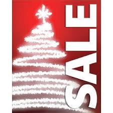 Buy Christmas Sale Signs 11 X 14 L X H In Cheap Price On Alibaba Com