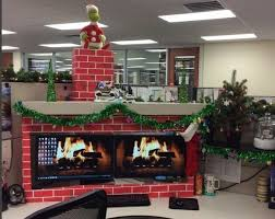 office cubicle christmas decoration. Best 25+ Christmas Cubicle Decorations Ideas On Pinterest | Office With Decoration