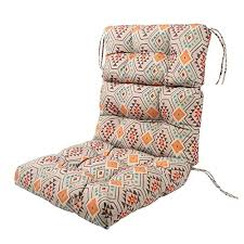 highback outdoor chair cushion you ll