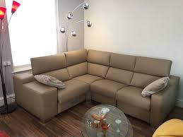 fama lotus leather corner sofa fama lotus leather corner sofa