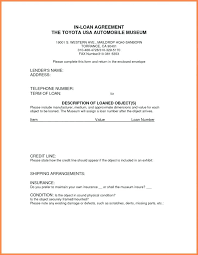Sample Facility Agreement Credit Contract Form – Onbo Tenan