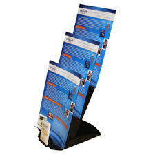 Table Top Product Display Stands Literature Display Stands For Trade Shows Exhibits 87