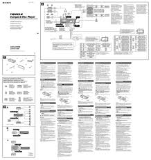 sony car stereo system cdx and xplod cdx gt240 wiring diagram sony xplod cdx-gt170 wiring diagram at Sony Cdx Gt170 Wiring Diagram