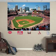 st louis cardinals wall decals cardinals baseball ...
