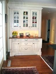 built in hutch kitchen buffet and full size of ideas corner