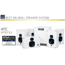 ATC 5.1 HTS7 AV – Настенный <b>комплект</b> акустики для <b>домашнего</b> ...