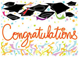 Graduation Congratulations Graphic Card Design