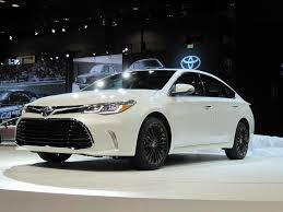 Toyota Avalon Video