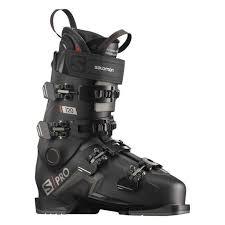 Black Diamond Ski Boots Size Chart Mens Salomon S Pro 120 Custom Heat Ski Boots