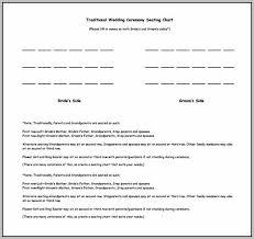 Wedding Seating Chart Template Google Docs Www