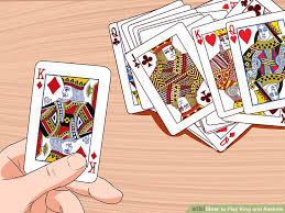 Cards kings and assholes