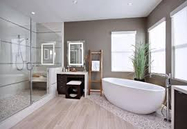 Modern interior design bathroom Simple Modern Bathroom Tiles And Tile Design Trends Lushome Modern Interior Design Trends In Bathroom Tiles 25 Bathroom Design