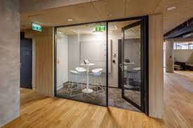 original office. In An Open-plan Office Quiet Zones Are A Must, And There Many Ways To  Make Them Comfortable Original O