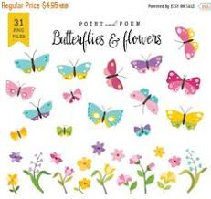 spring butterfly clipart. Exellent Spring Spring Clip Art  Inside Butterfly Clipart B