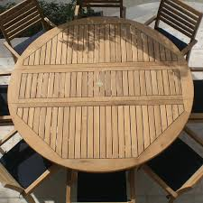 Drop Leaf Patio Dining Table