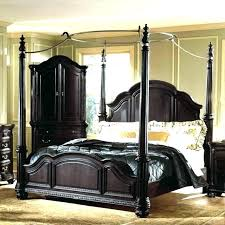 black bed canopy – womenf.info