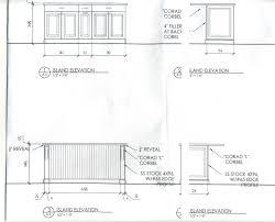 standard height kitchen wall cabinets trendyexaminer