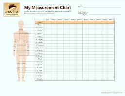 Weight Measurement Chart Printable Weight Measurement Chart Printable Body Measurement Chart