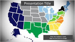 Us Map Editable In Powerpoint Free Editable Us Map Maps For Powerpoint Kairo 9terrains Co Maps Usa