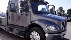 2006 Sportchassis Freightliner M2 Truck For Sale - YouTube