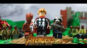 Lego Avengers Infinity War Coloring Pages