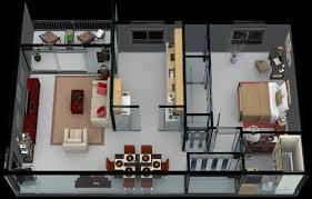 1 bedroom floor plans. full size of bedroom:excellent floor plans the one bedroom apartment will include image 1
