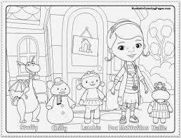 Small Picture Doc McStuffins Coloring Pages New Mcstuffins Page glumme