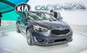 Kia Cadenza Reviews | Kia Cadenza Price, Photos, and Specs | Car ...