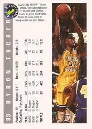 Byron Tucker Gallery | Trading Card Database