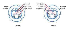 9007 bulb wiring 9007 image wiring diagram 9007 bulb wiring 9007 auto wiring diagram schematic on 9007 bulb wiring