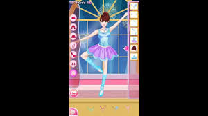 barbie ballerina dress up game show game play 2016 hd