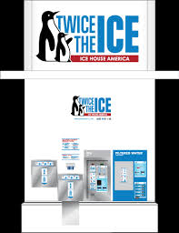Stand Alone Ice Machine Vending Extraordinary House Kiosk And Express Our Ice Water Vending Models