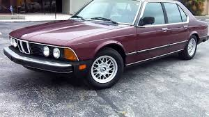 Classic 1986 BMW 735IA - FOR SALE - YouTube