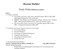Resume : Resume Maker Software Free Amazing Automatic Resume .