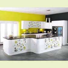 yellow country kitchens. Delighful Country Shocking Yellow And Gray Kitchen Decor And Yellow Country Kitchens