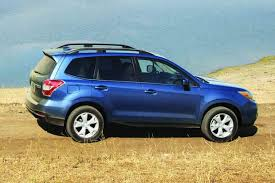 subaru forester 2016. Plain Subaru 2016 Subaru Forester New Car Review Featured Image Large Thumb3 Throughout Forester F