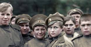 The Russians had Women's 'Battalions of Death' in World War I - We Are The Mighty