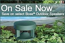 bose outdoor speakers. save big on bose outdoor speakers