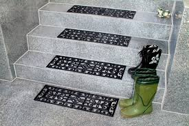 outdoor stair treads rubber mats