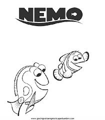 Pesciolino Nemo Da Colorare Az Colorare