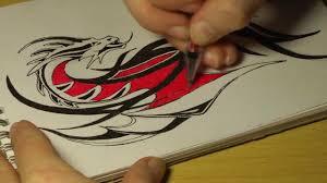 рисуем карандашом или ручкою