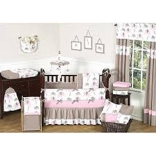 pink and grey elephant nursery sweet designs pink mod elephant 9 piece crib bedding set pink pink and grey elephant nursery