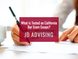 Bar Exam Essays Chapter 1 What Is Tested On California Bar Exam Essays