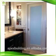 glass doors for bathroom amazing sliding cabinet