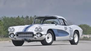 1961 Chevrolet Corvette Gulf Race Car | S156 | Monterey 2013