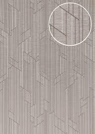 Grafisch Behang Atlas Xpl 565 6 Vliesbehang Gestructureerd Met