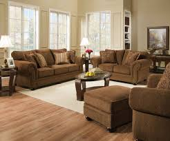 Living Room Sofa And Loveseat Sets Simmons 4277 Outback 3 Pc Living Room Sofa Loveseat Chair 4277