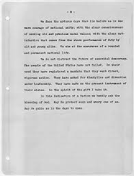 fdr s first inaugural address declaring war on the great  franklin