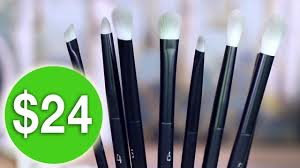 makeup brushes review bad habit beauty